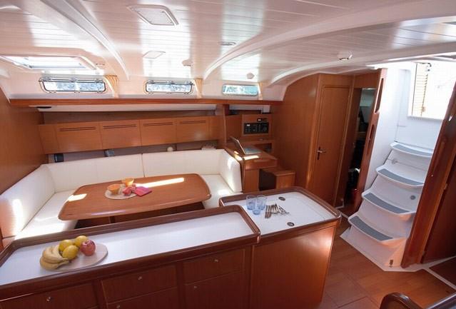 Navalia - Imbarcazione Cyclades 50.5 6
