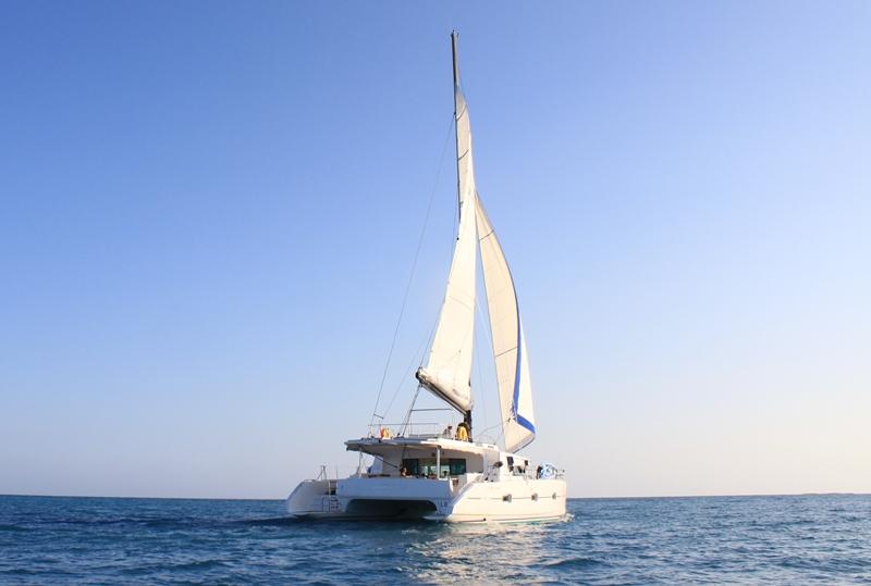 Navalia - Imbarcazione Dream 60 a Cuba 2