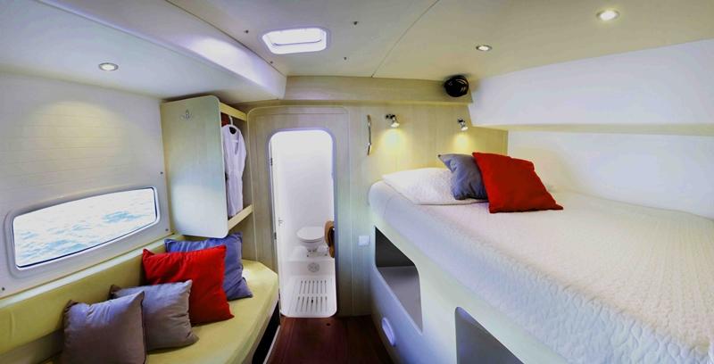 Navalia - Imbarcazione Dream 60 alle Maldive 11