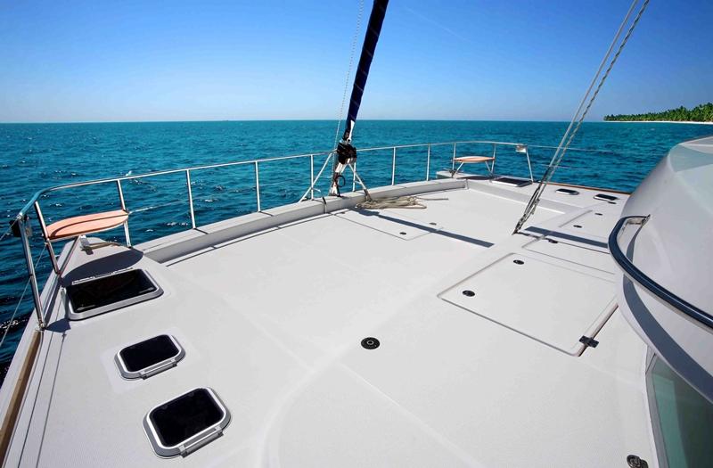 Navalia - Imbarcazione Dream 60 alle Maldive 5