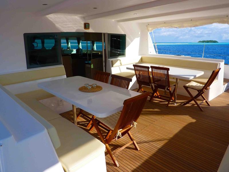 Navalia - Imbarcazione Dream 60 alle Maldive 6