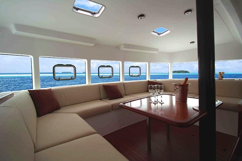 Navalia - Imbarcazione Dream 60 alle Maldive 8