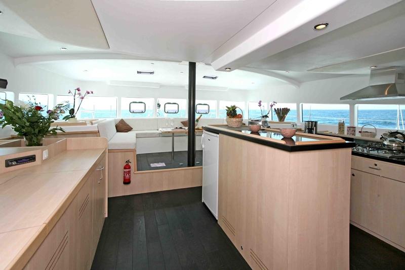 Navalia - Imbarcazione Dream 60 alle Maldive 9