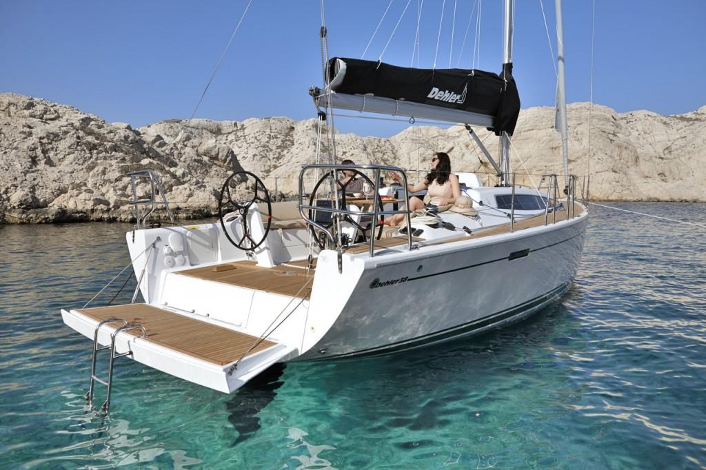 Navalia - Imbarcazione Dehler 38 1
