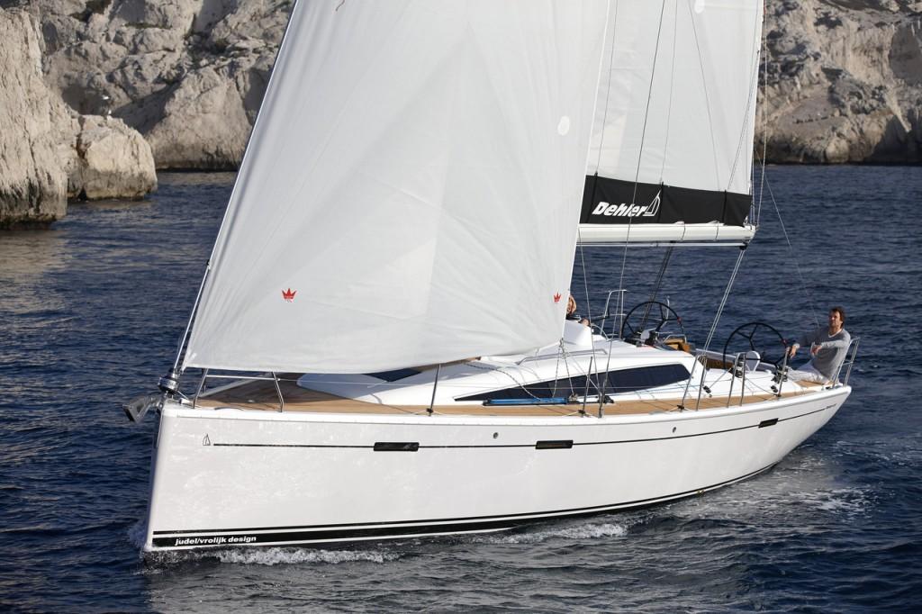 Navalia - Imbarcazione Dehler 38 3
