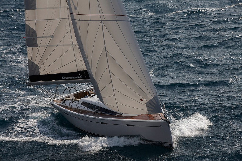 Navalia - Imbarcazione Dehler 38 4
