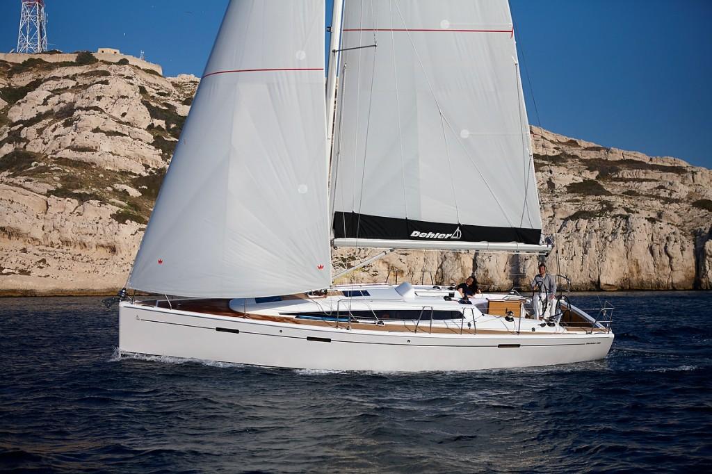 Navalia - Imbarcazione Dehler 38 5