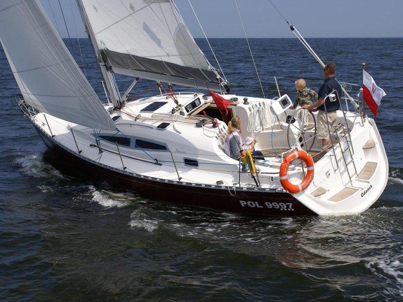 Navalia - Imbarcazione Delphia 33.3 1