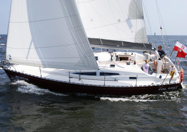 Navalia - Imbarcazione Delphia 33.3 2