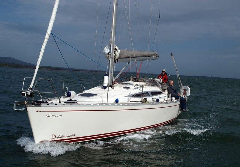 Navalia - Imbarcazione Delphia 33.3 3