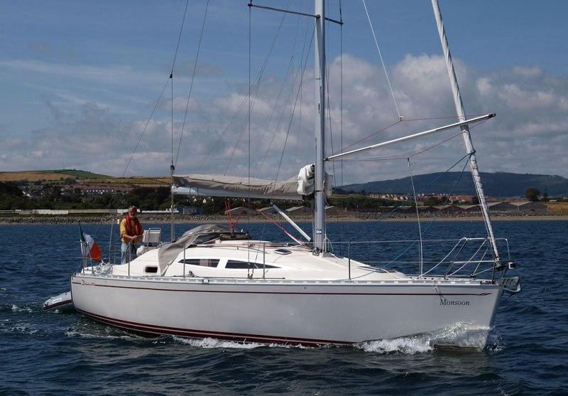 Navalia - Imbarcazione Delphia 33.3 4