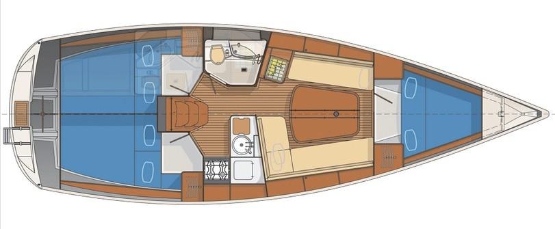 Navalia - Imbarcazione Delphia 37.3 11