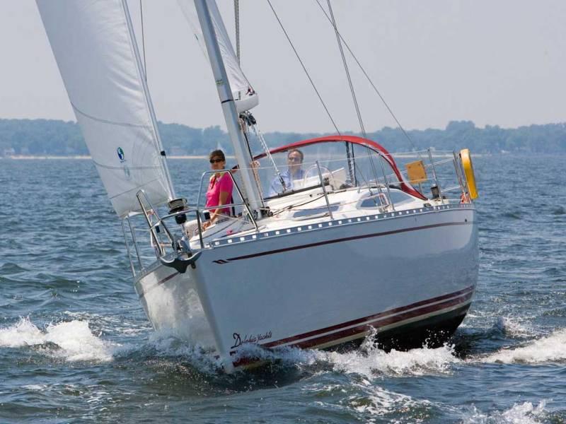 Navalia - Imbarcazione Delphia 37.3 4