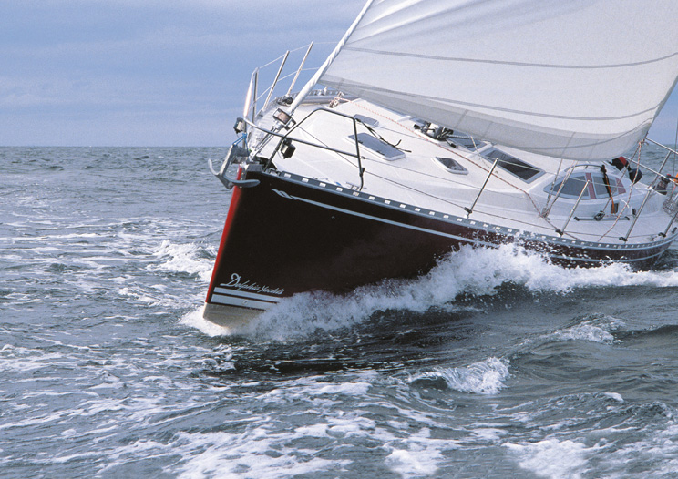 Navalia - Imbarcazione Delphia 40.3 4