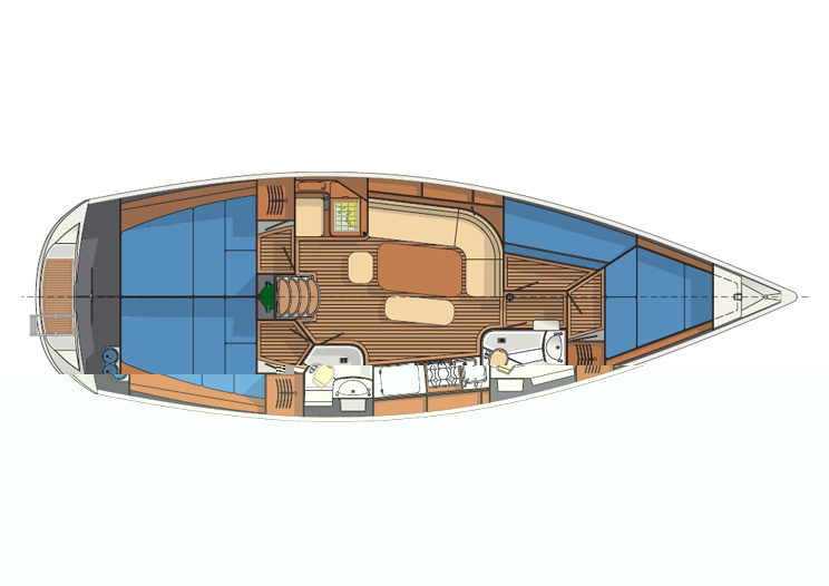 Navalia - Imbarcazione Delphia 40.3 9
