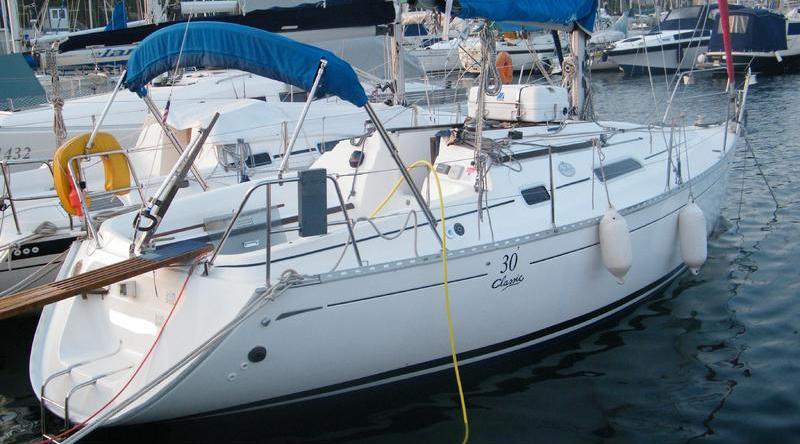 Navalia - Imbarcazione Dufour 30 3