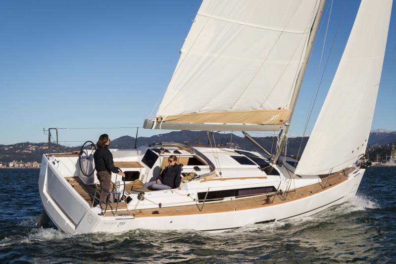 Navalia - Imbarcazione Dufour 310 GL 5