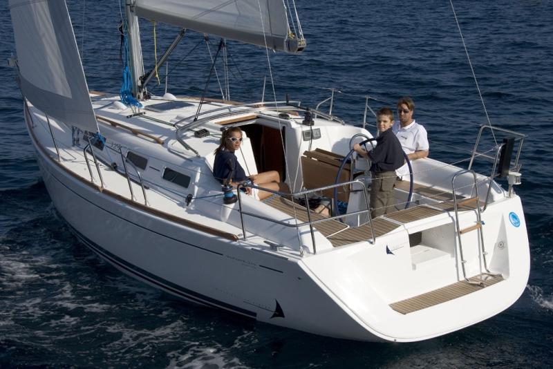 Navalia - Imbarcazione Dufour 325 4