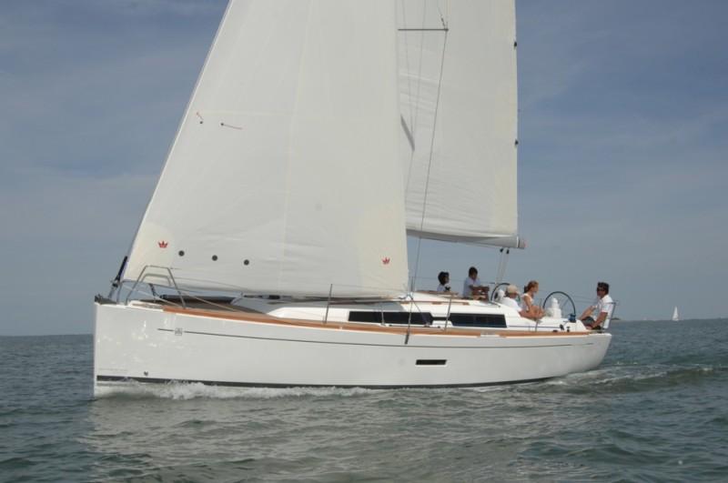 Navalia - Imbarcazione Dufour 335 GL 1