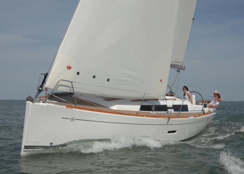Navalia - Imbarcazione Dufour 335 GL 2