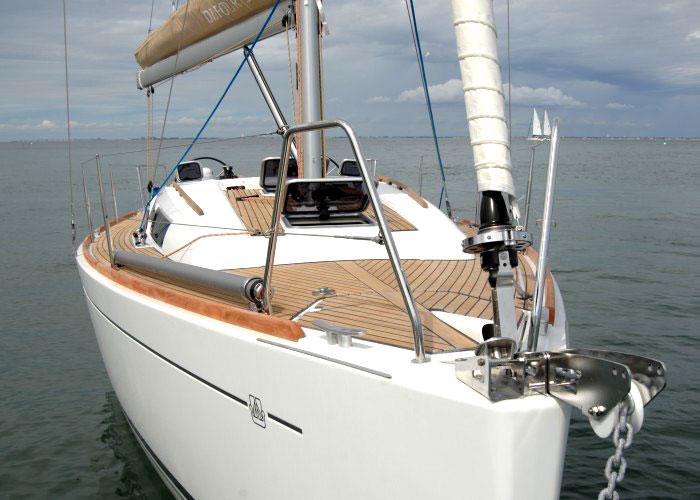 Navalia - Imbarcazione Dufour 335 GL 3
