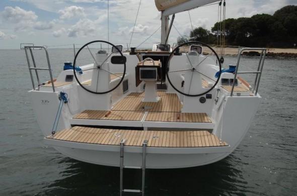 Navalia - Imbarcazione Dufour 335 GL 4