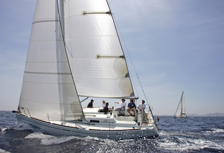 Navalia - Imbarcazione Dufour 34 Ev 4