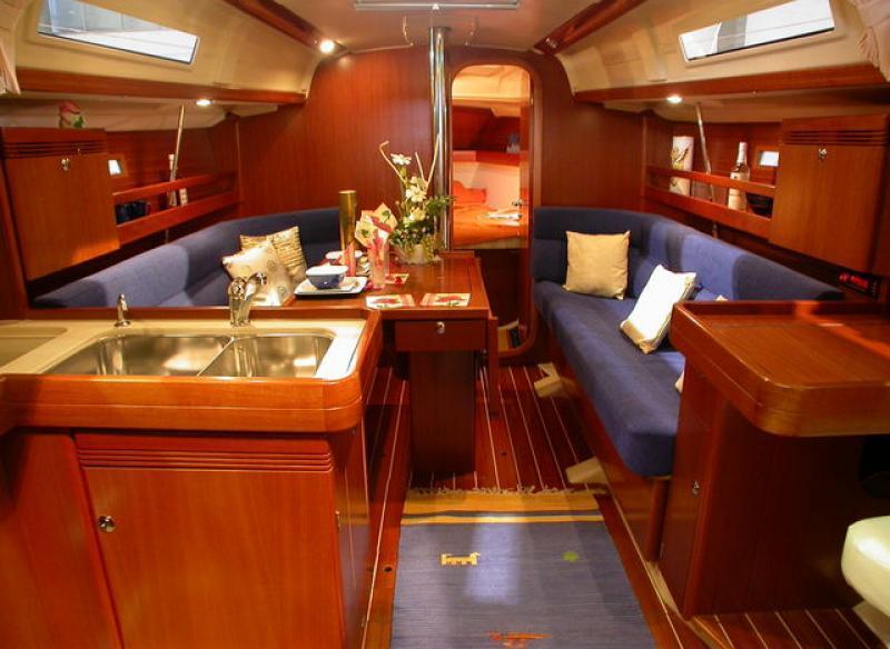 Navalia - Imbarcazione Dufour 34 5