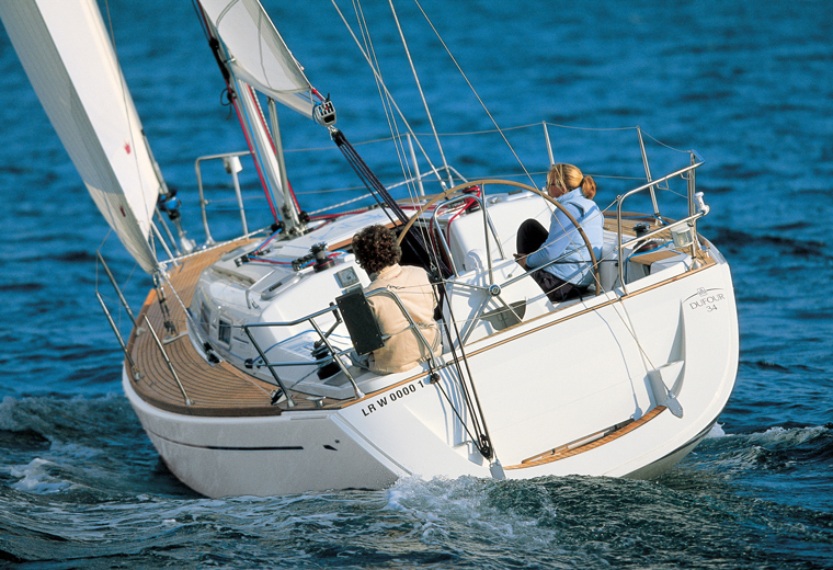Navalia - Imbarcazione Dufour 34 3