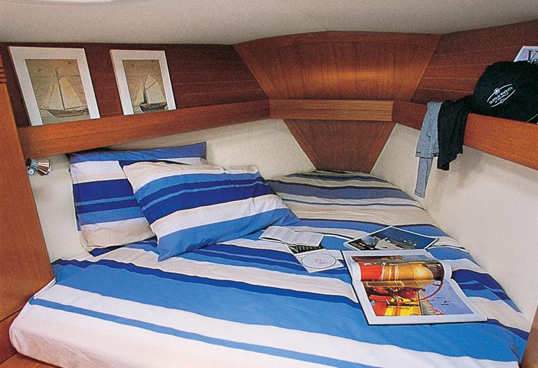 Navalia - Imbarcazione Dufour 34 9