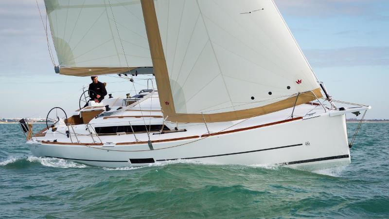 Navalia - Imbarcazione Dufour 350 GL 1