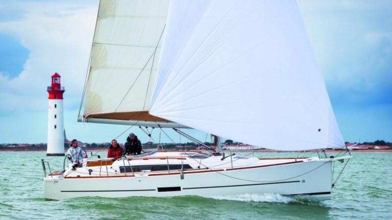 Navalia - Imbarcazione Dufour 350 GL 4