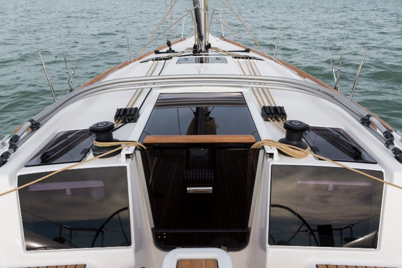 Navalia - Imbarcazione Dufour 350 GL 6