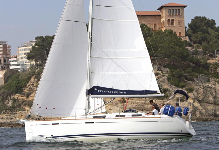 Navalia - Imbarcazione Dufour 365 – 2 cab. 1