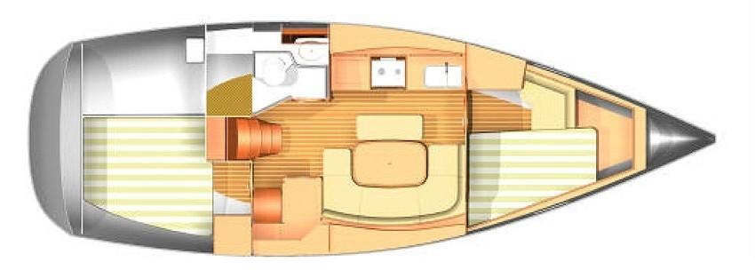 Navalia - Imbarcazione Dufour 365 – 2 cab. 11