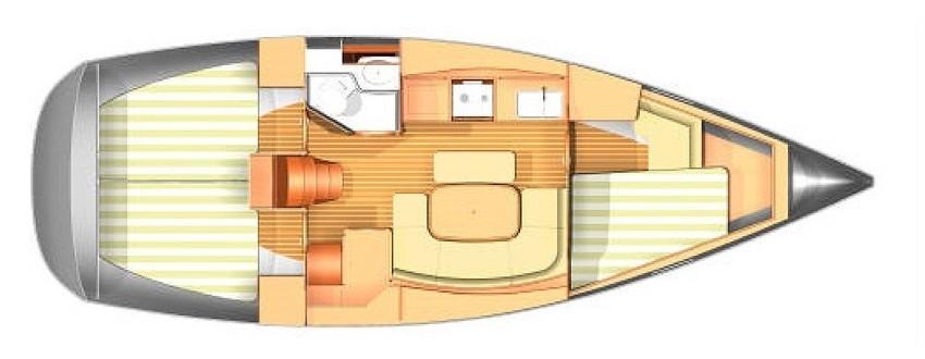 Navalia - Imbarcazione Dufour 365 11