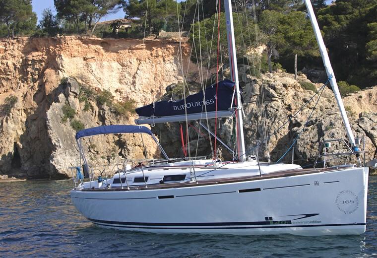 Navalia - Imbarcazione Dufour 365 2