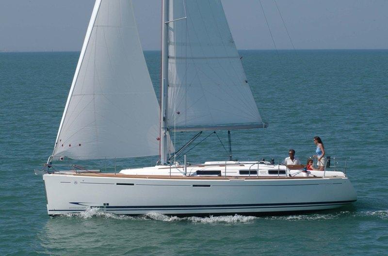Navalia - Imbarcazione Dufour 365 4