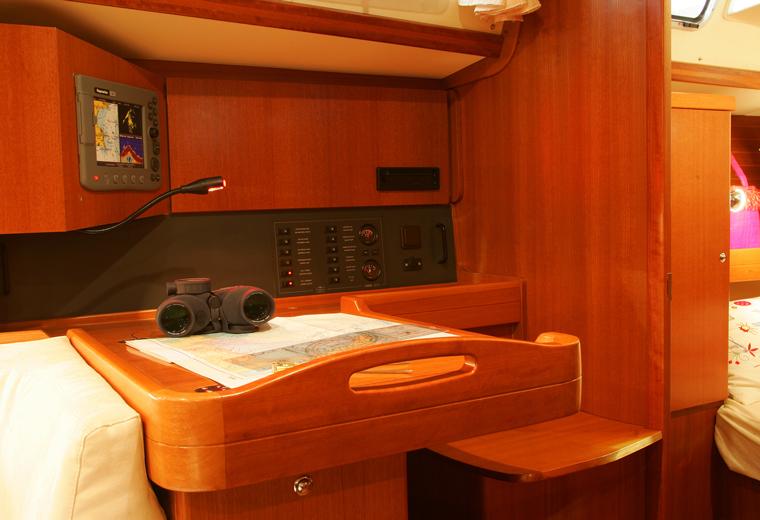Navalia - Imbarcazione Dufour 365 5