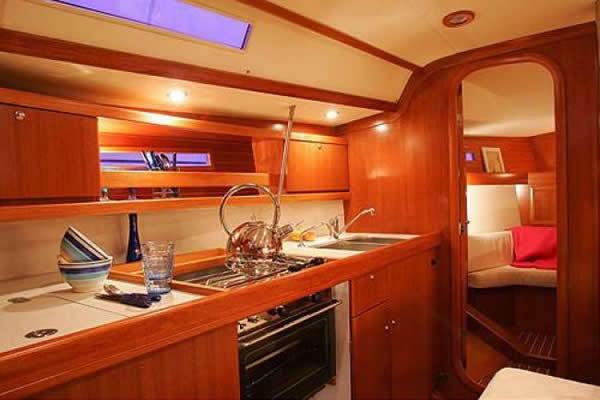 Navalia - Imbarcazione Dufour 365 7
