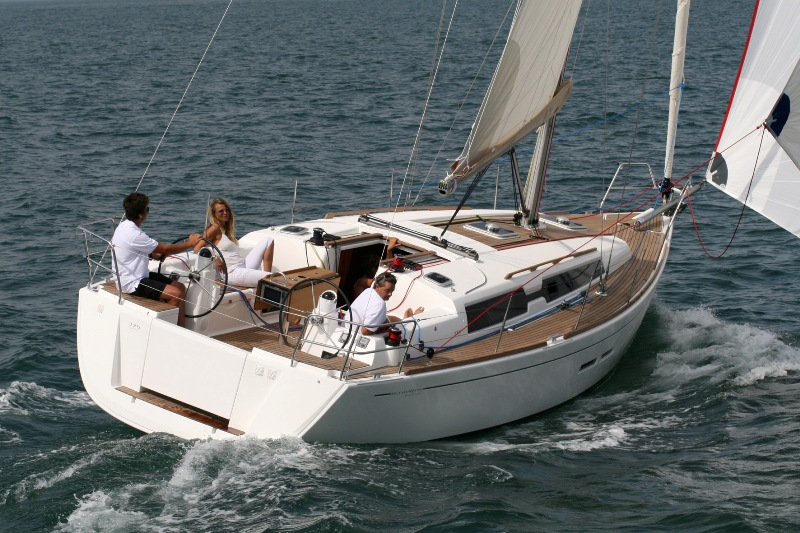 Navalia - Imbarcazione Dufour 375 GL 1