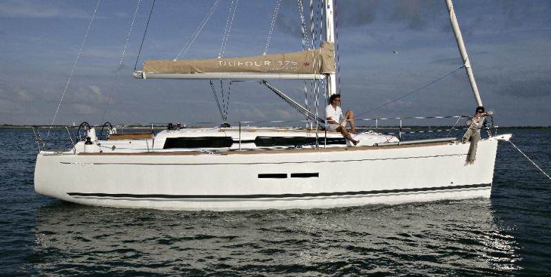 Navalia - Imbarcazione Dufour 375 GL 3