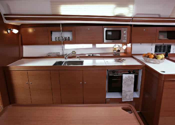 Navalia - Imbarcazione Dufour 375 Grand Large 7