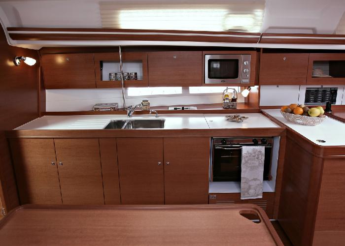Navalia - Imbarcazione Dufour 375 GL 7