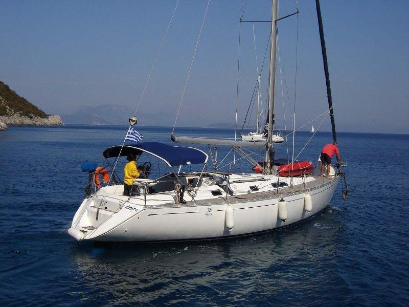 Navalia - Imbarcazione Dufour 38 Classic 1