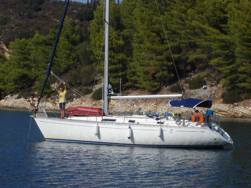 Navalia - Imbarcazione Dufour 38 Classic 2