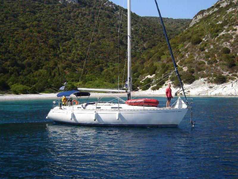 Navalia - Imbarcazione Dufour 38 Classic 3