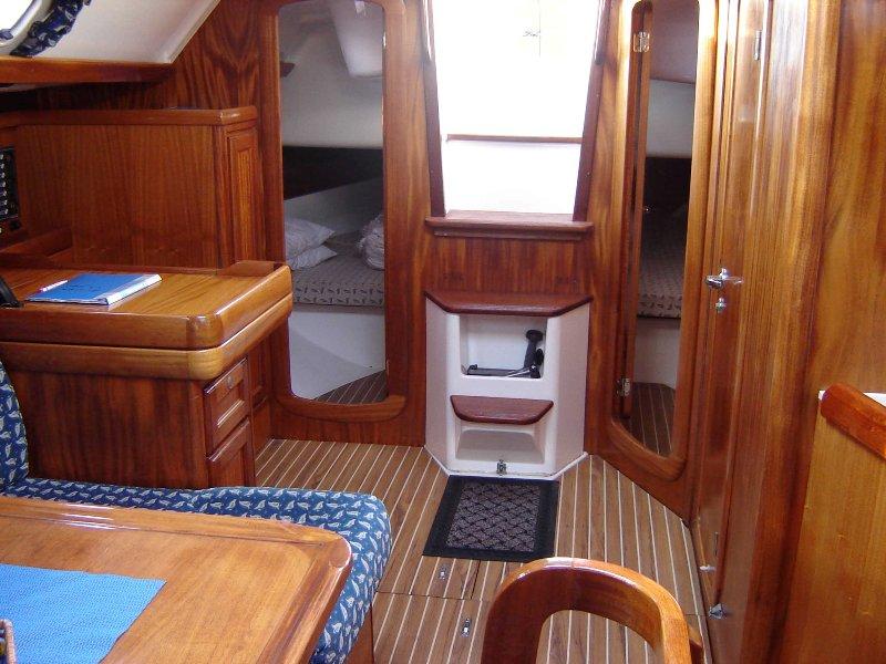 Navalia - Imbarcazione Dufour 38 Classic 5