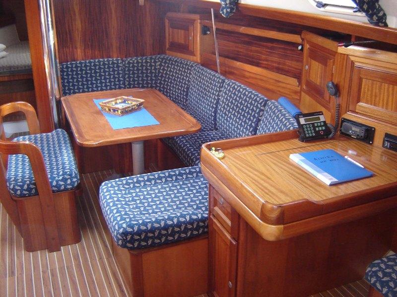 Navalia - Imbarcazione Dufour 38 Classic 6