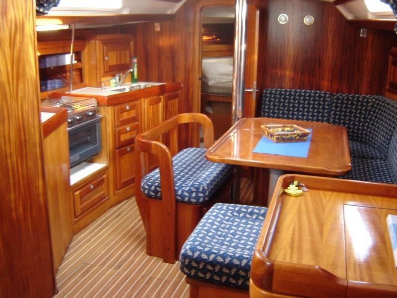 Navalia - Imbarcazione Dufour 38 Classic 7
